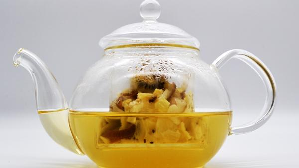Edible Tea Is A New Trend photo