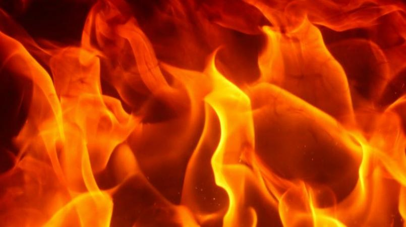 Breaking News: Fire At Rum Maker In St. Lucy photo