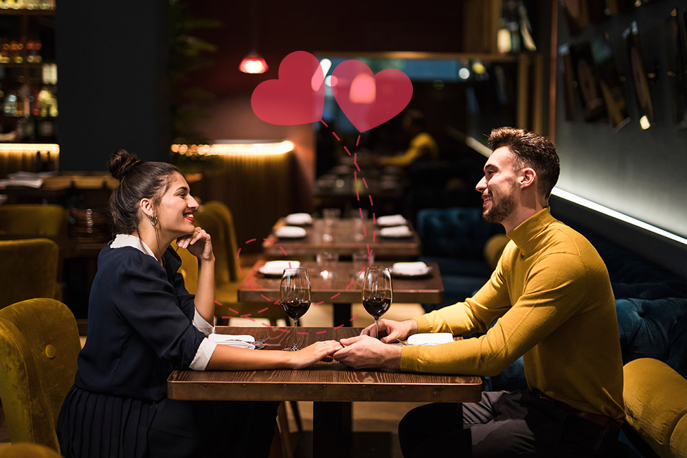 Romantic Restaurants In The Cape Winelands For Valentine's Day photo