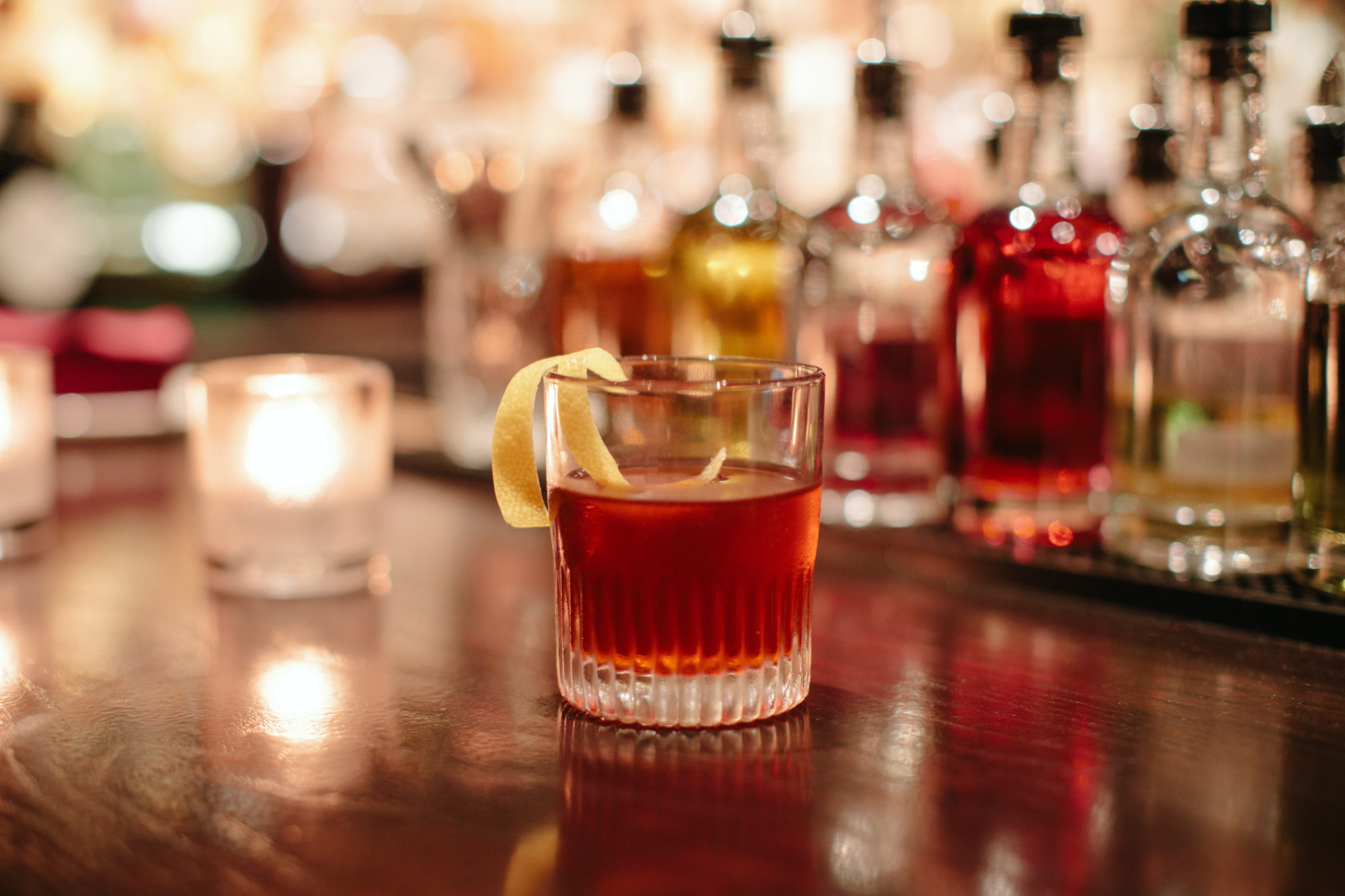 How To Make A Spaghetti Western Cocktail photo