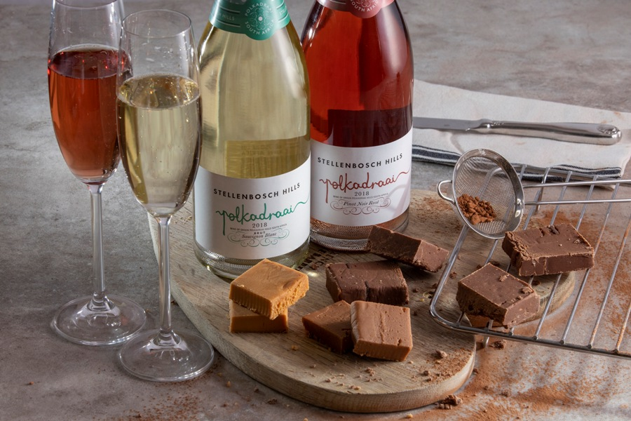 Celebrate Summer with a Fizz and Fudge Pairing at Stellenbosch Hills photo