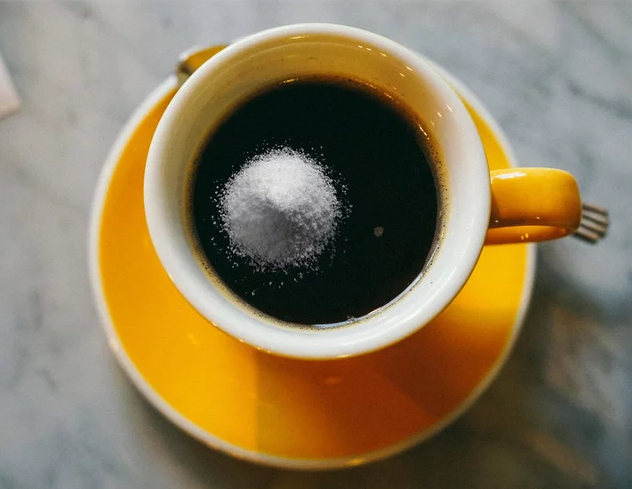 Why Some People Add Salt To Their Coffee photo