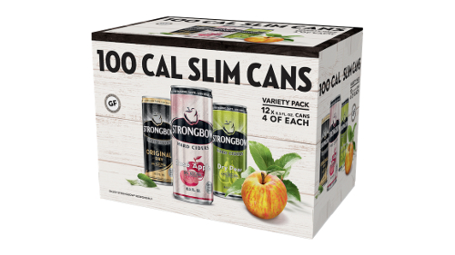 Strongbow Hard Cider 100 Cal Slim Cans photo