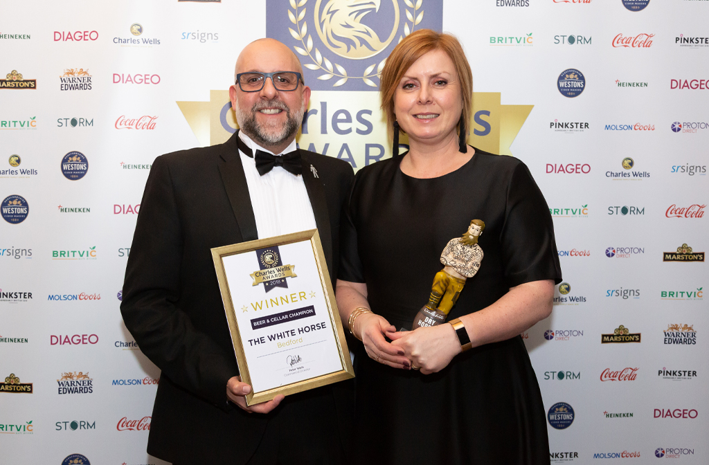 The Embankment And The White Horse Recognised At Pub Awards photo