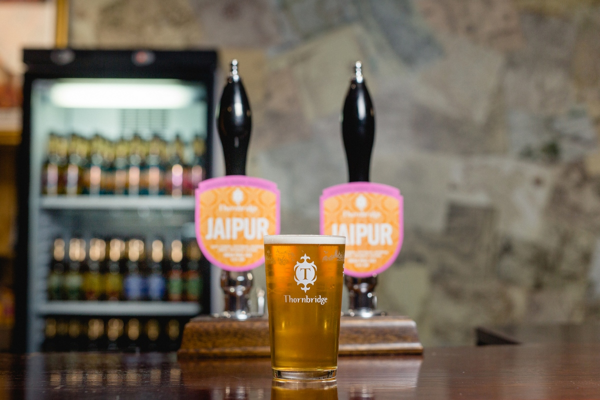 Demand For Cask Beer Remains High At Thornbridge ? Beer Today photo