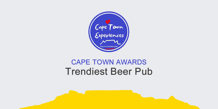 Vote For The Trendiest Cape Town Beer Pub photo