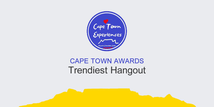 Vote For The Trendiest Cape Town Hangout photo