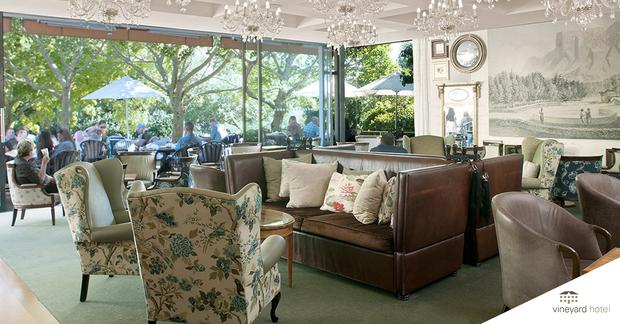 Enjoy Complimentary Wine Tastings At The Vineyard Hotel photo