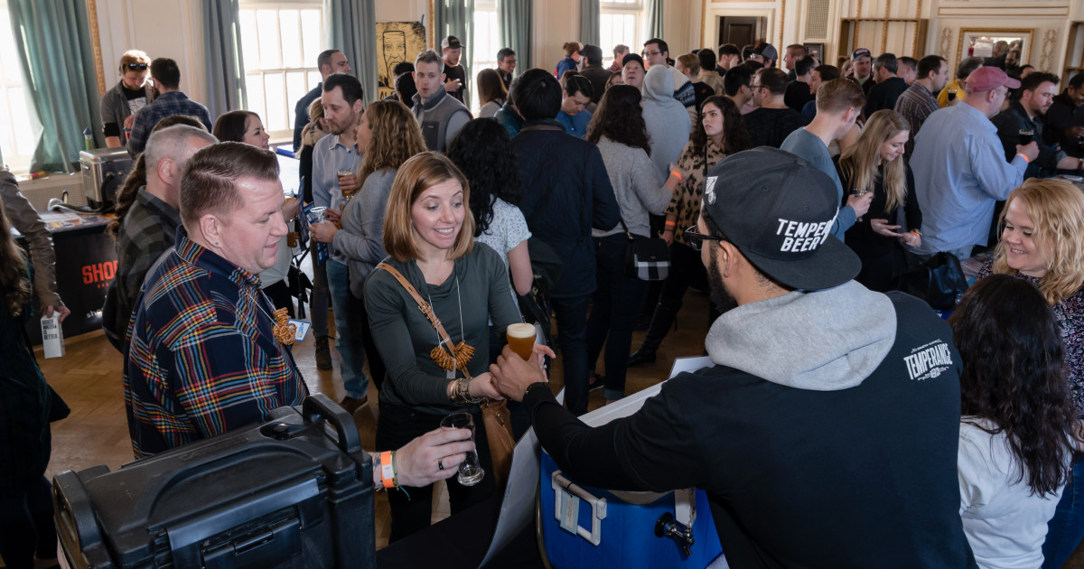 Winter Brew Festival In Lincoln Square Features 17 Local Breweries, 3 Cideries, 1 Distillery photo
