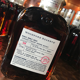 Woodford Reserve Debuts Double Double Oaked 2019 photo