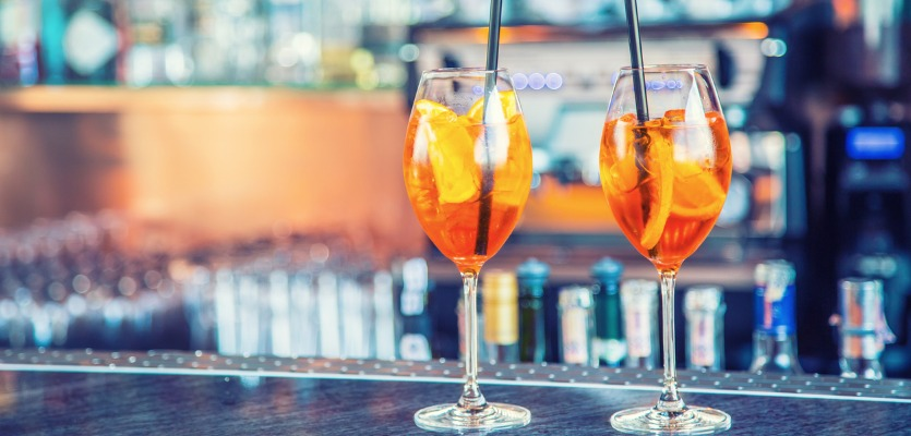 Social Media And Spritz Season Drive Boom In Liqueur Sales, Reports Wsta photo