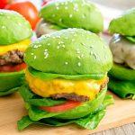How To Make An Avocado Bun Burger photo