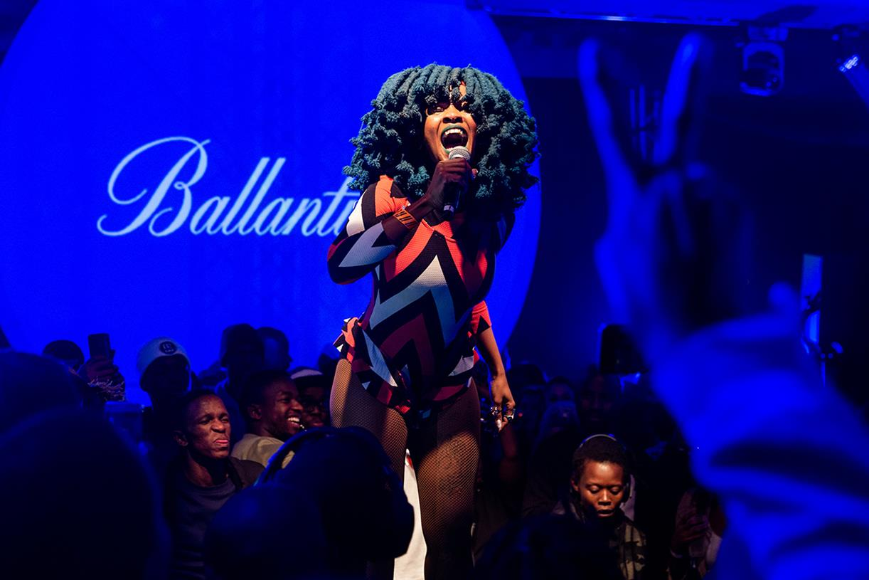 Ballantine's Takes Stand For Music In First Global Campaign In Four Years photo