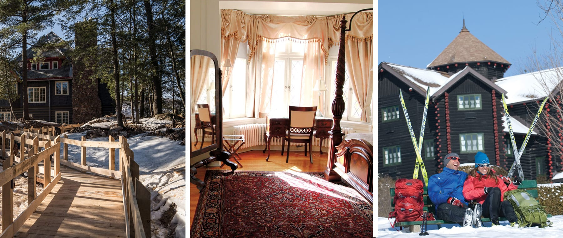 Romantic Escape, Family Adventure, Or Getaway With Friends? 3 Winter Vacation Spots — All Within An Hour's Drive photo