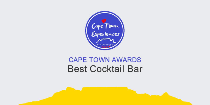 Vote For Your Best Cape Town Cocktail Bar photo