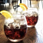 How To Make A Black Negroni photo