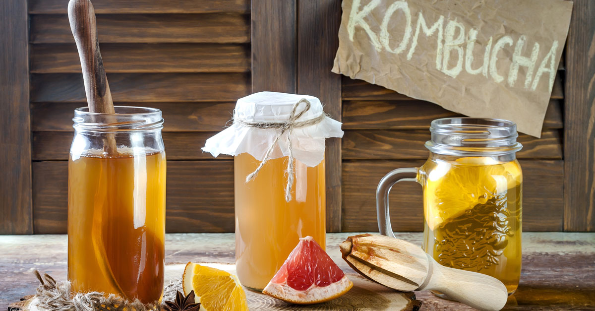 Is Kombucha Environmentally Friendly? photo