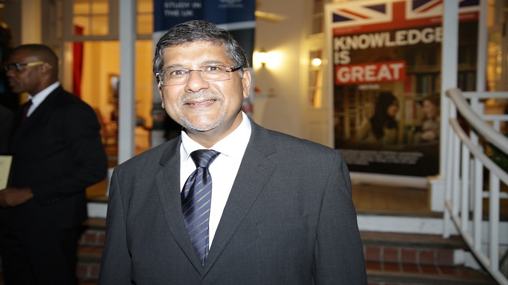 British High Commissioner To Be Honoured At National Sports Awards photo