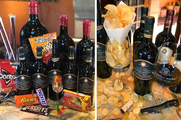 Cabernet Season Pairings At V. Sattui Winery photo