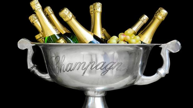 Five Ways You're Drinking Champagne Wrong photo