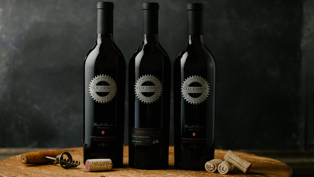 How An Energy Bar Company Found A Way To Create A Killer Cabernet photo