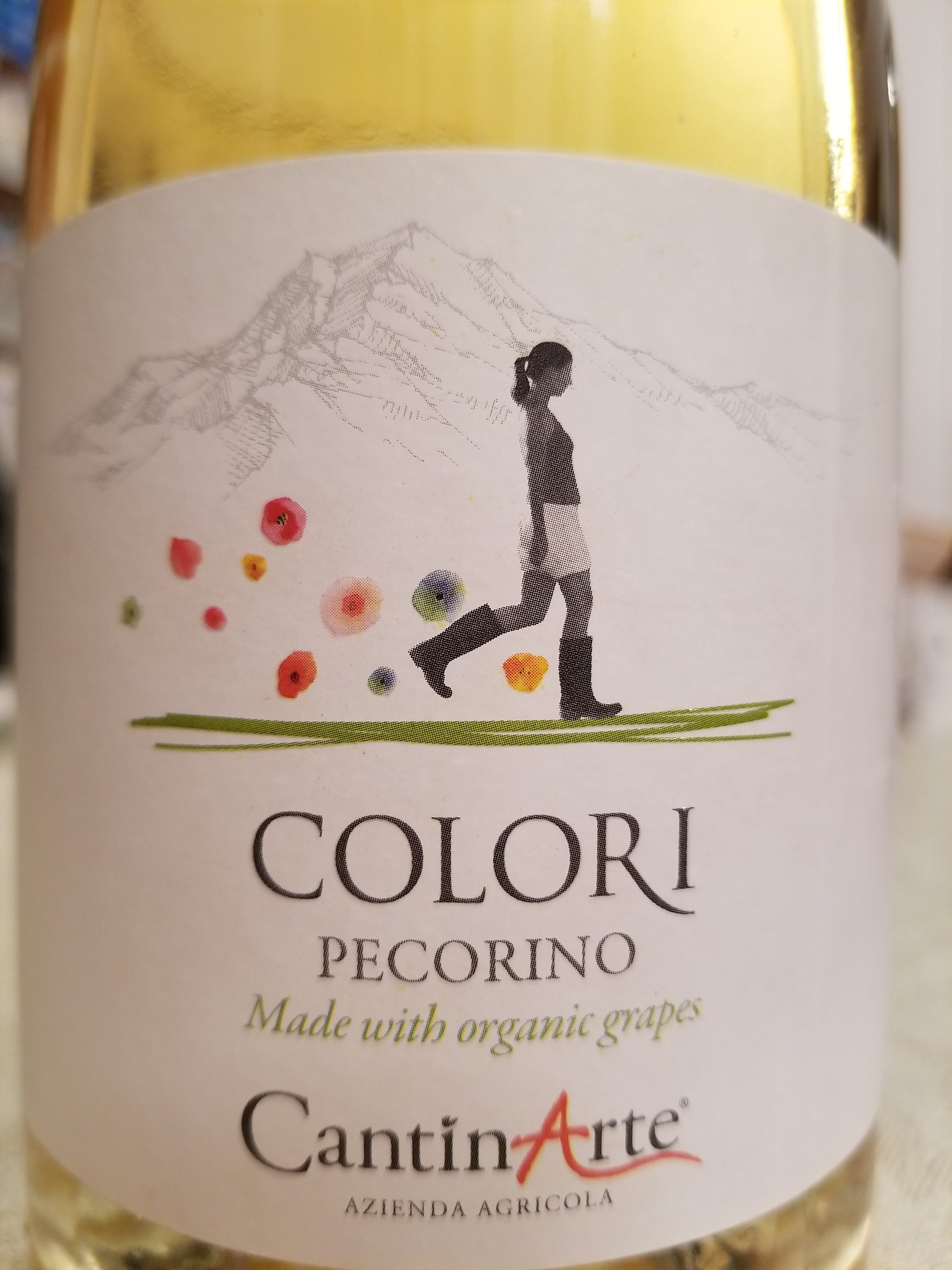 2016 Colori Pecorino photo