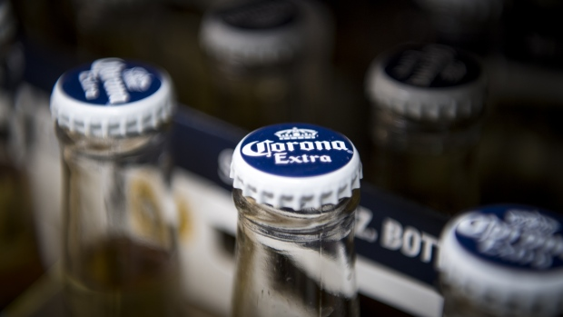 Constellation Brands Plunges Most In 6 Years On Forecast Cut photo