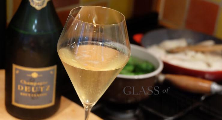 Creamy Chicken Champagne Recipe photo