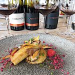 A Brunch Pairing At Creation Is The Best Way To Begin Your Day In The Hemel-en-aarde Valley photo