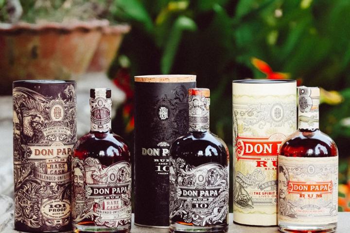 Philippine Rum Keeps London's Spirits High photo