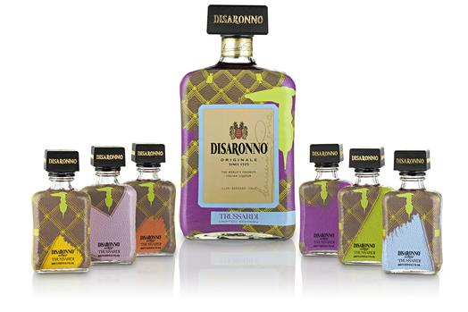 Disaronno Partners With Trussardi On A Limited-edition Bottle photo