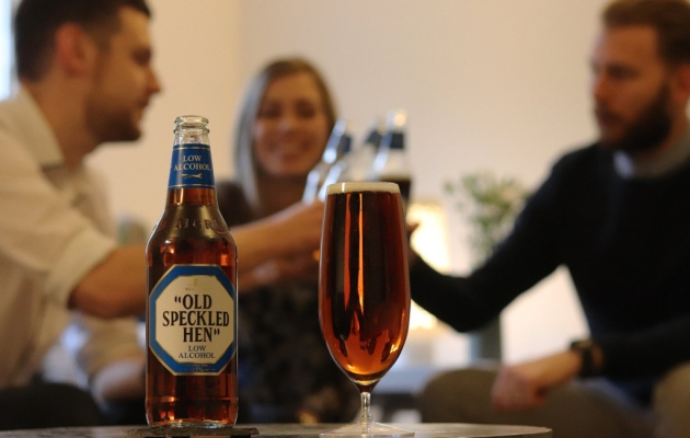 Suffolk Brewer Launches Low Alcohol Version Of Popular Old Speckled Hen Beer photo