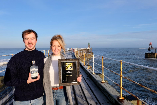 Move Over Gordons, Whitby Gin Has Been Voted The Best London Dry Gin In Britain photo
