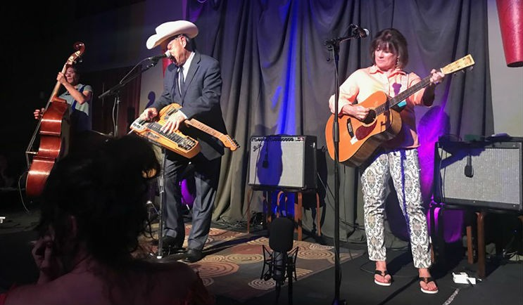 Guit With It And See Junior Brown At Mcgonigel's Mucky Duck photo
