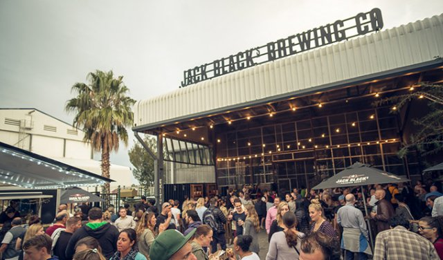 jack black A Beer Lover's Guide To The Best Beer Bars And Breweries In Cape Town