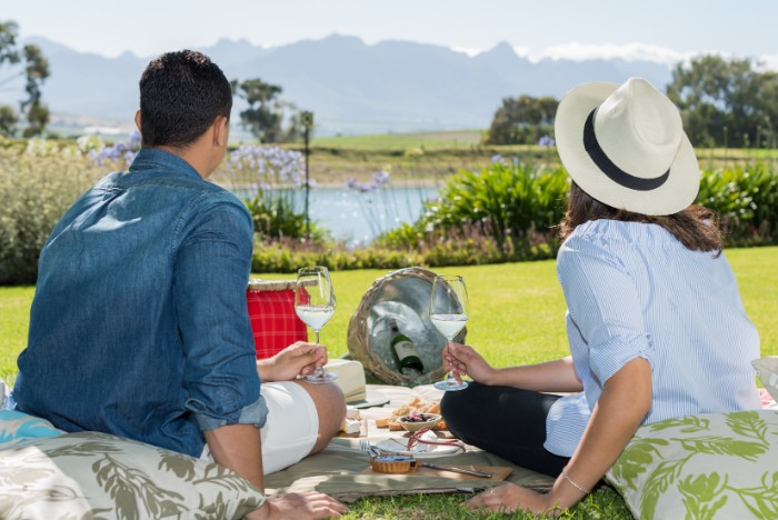 Treat Your Loved One To A Valentine's Picnic At Jordan photo
