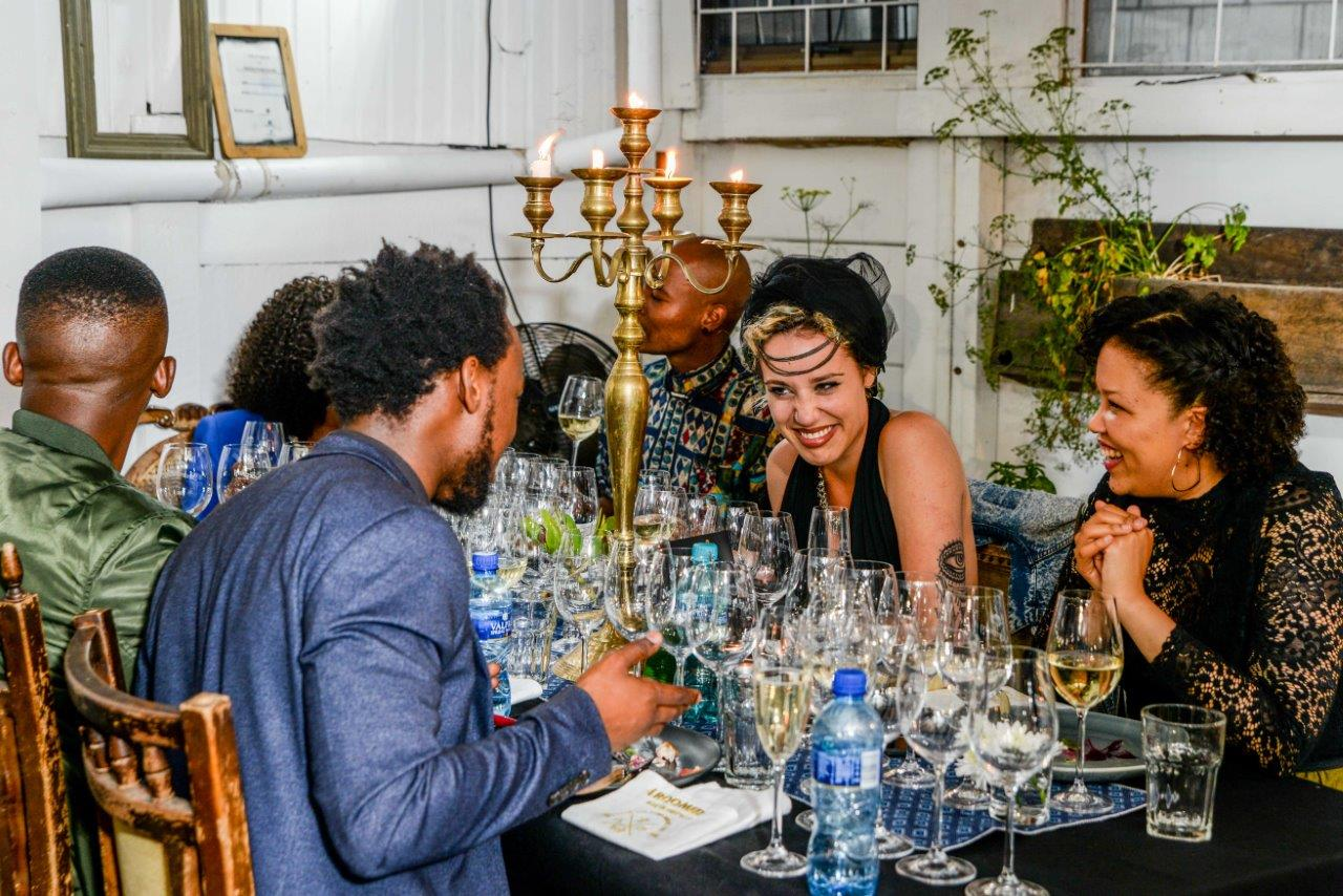 Wining, Dining And Sharing Stories In Khayelitsha photo