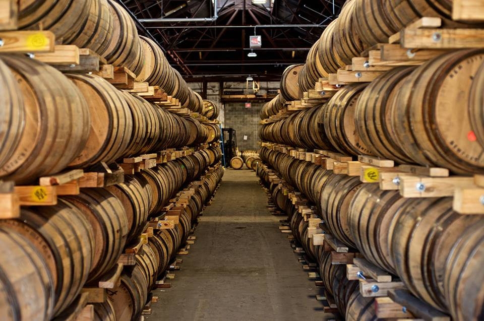 New Riff Distilling Is Giving Barrels To A Few Local Breweries photo