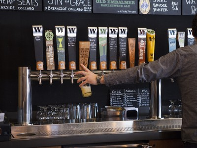 Last Call At Widmer Brothers: What An Iconic Pub's Closure Means For Craft Beer In Portland photo