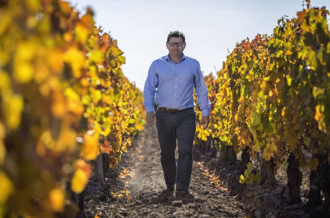 New Manager For Lafite And Catena Venture, Bodegas Caro photo