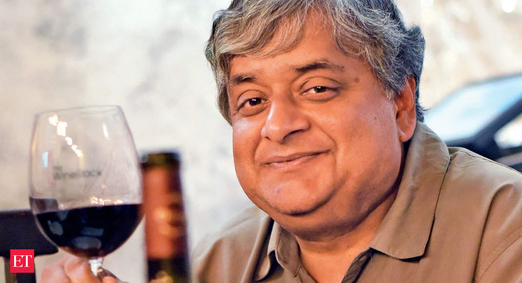 Ravi Viswanathan: How A Former Lazard Banker Became India?s Wine Consolidator photo