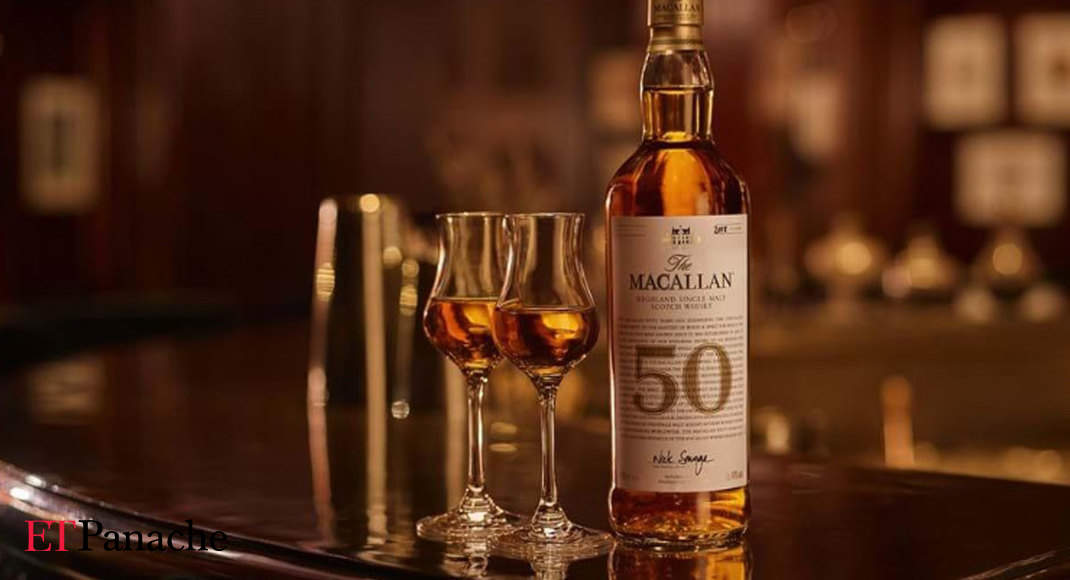 Scotch For The Price Of A Luxe Car? Macallan Has A Bottle For You From The Time Of The Vietnam War photo