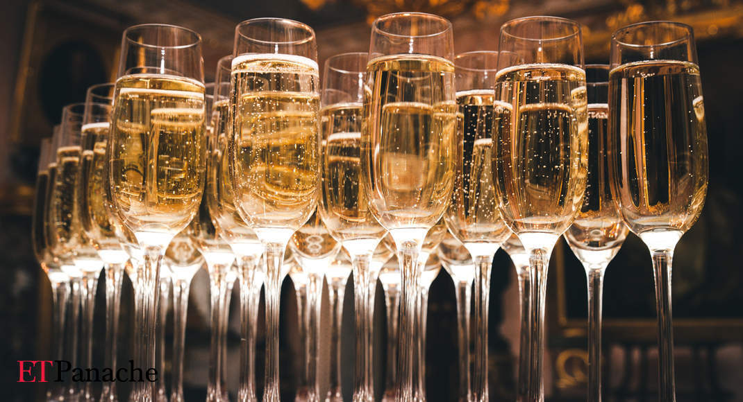 Raising A Toast! English Sparkling Wines Set To Woo Indians Away From Champagne photo