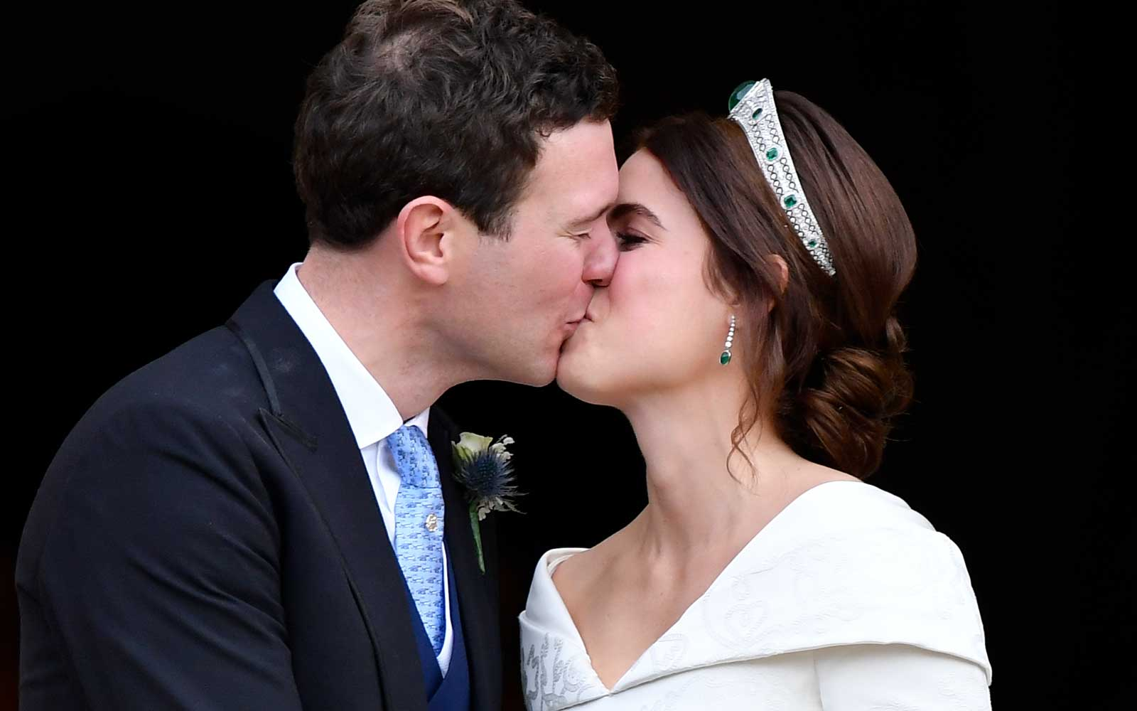 Princess Eugenie Shares Adorable Throwback Post Remembering Her Engagement Announcement photo