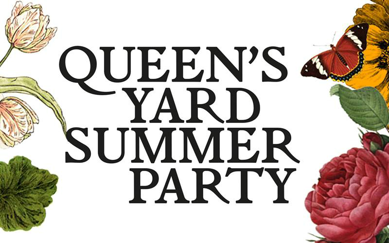 Queen's Yard Summer Party photo