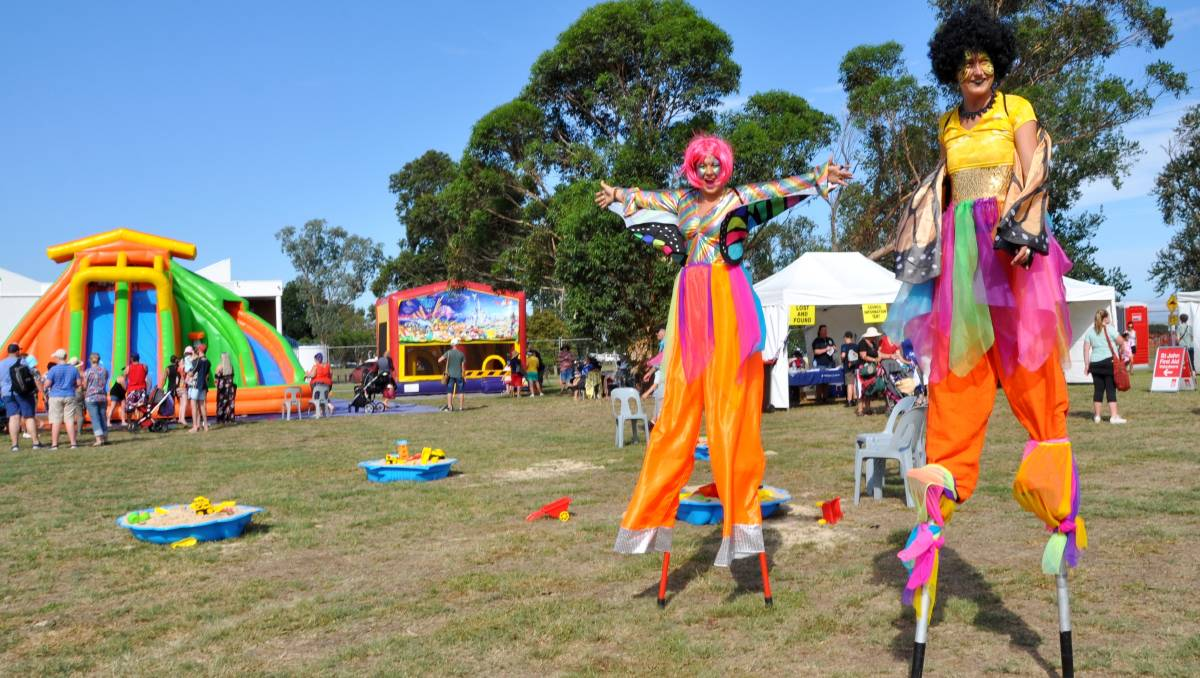 Australia Day On The Hawkesbury, Activities At Governor Philip Park photo