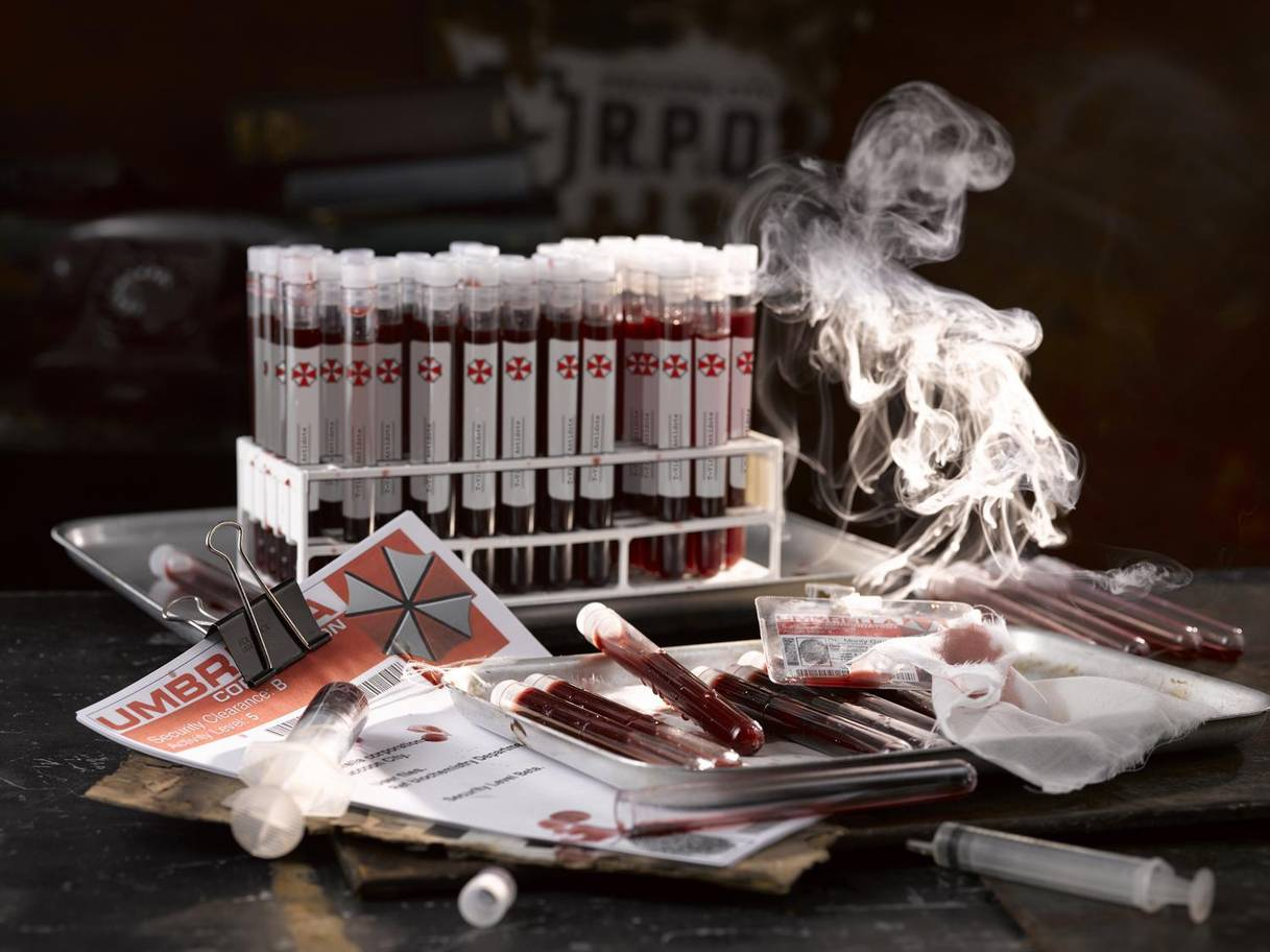 This Horror-themed Pop-up Bar Is Serving Cocktails Made With Pig's Blood photo