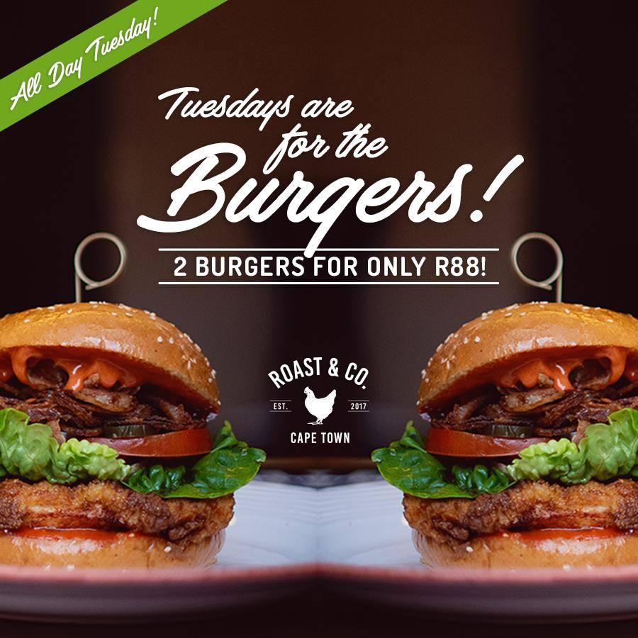 2-4-1 Burger Special photo