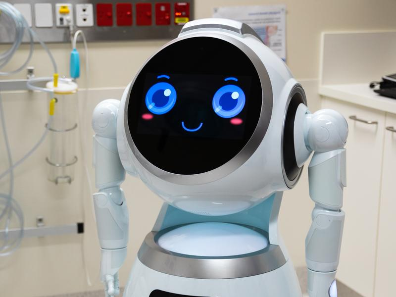 Queensland Health Continues Robot Hospital Helper Roll-out photo