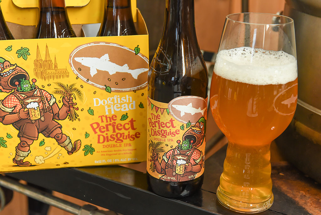 Dogfish Head Reveals The Perfect Disguise photo
